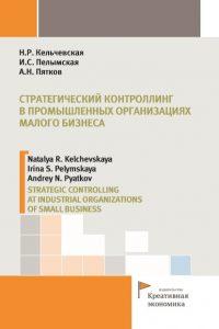 Кельчевская Н.Р., Пелымская И.С., Пятков А.Н. (2018) Стратегический контроллинг в промышленных организациях малого бизнеса  / ISBN: 978-5-91292-223-7