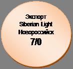 Блок-схема: узел: Экспорт Siberian Light Новороссийск 7/0